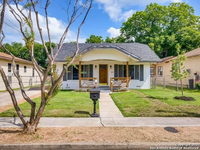 310 Hansford St, San Antonio, TX 78210 (MLS #1534701) :: 2Halls Property Team | Berkshire Hathaway HomeServices PenFed Realty