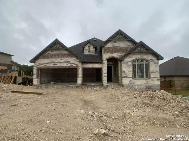 212 James Fannin St, San Antonio, TX 78253 (MLS #1534790) :: The Mullen Group | RE/MAX Access