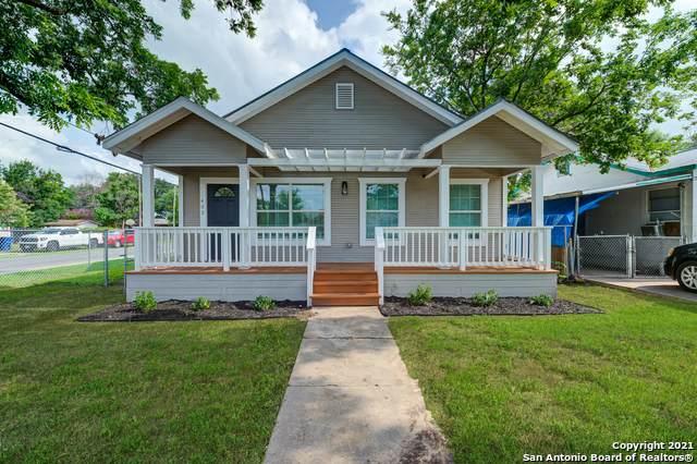 402 Drake Ave, San Antonio, TX 78204 (MLS #1534936) :: The Glover Homes & Land Group
