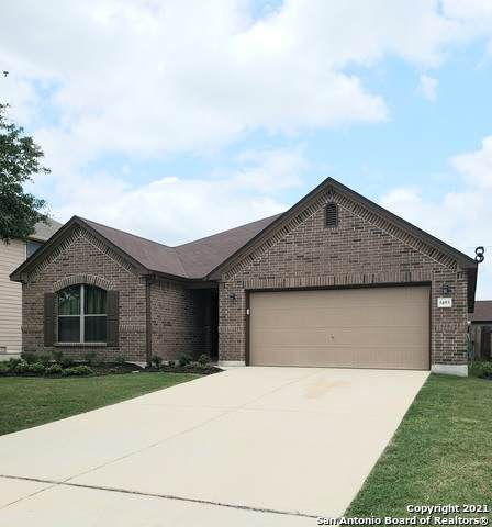 1483 Astor Creek, New Braunfels, TX 78130 (MLS #1535050) :: BHGRE HomeCity San Antonio