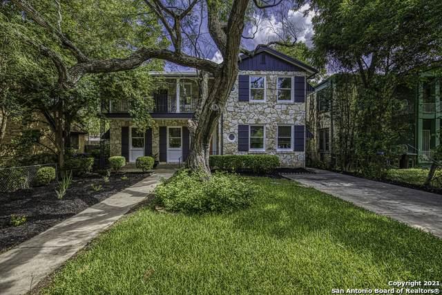 307 E Lullwood Ave, San Antonio, TX 78212 (MLS #1535378) :: Exquisite Properties, LLC