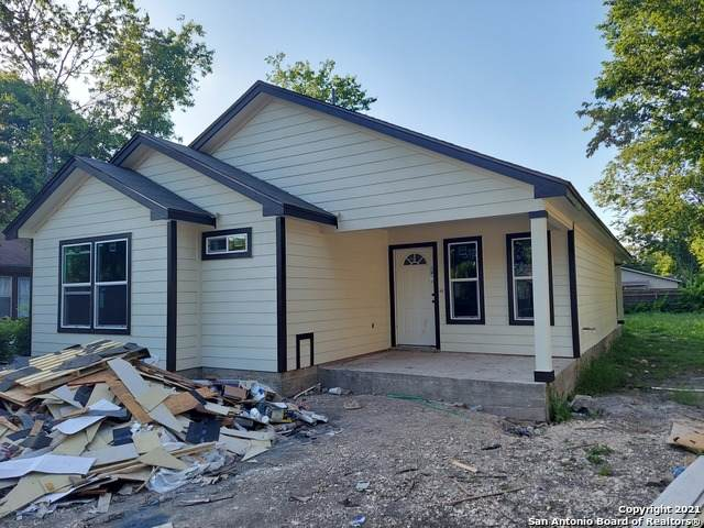167 Brenhaven Ave, San Antonio, TX 78210 (MLS #1535399) :: Keller Williams Heritage