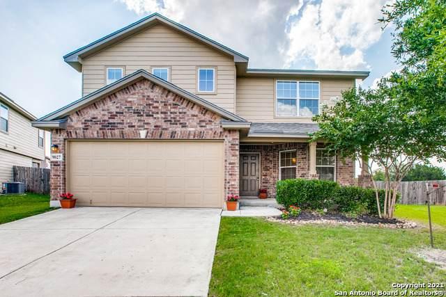 9027 Washburn Ct, San Antonio, TX 78254 (MLS #1535641) :: Bexar Team