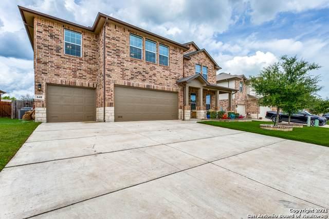 648 Minerals Way, Cibolo, TX 78108 (MLS #1536056) :: Green Residential