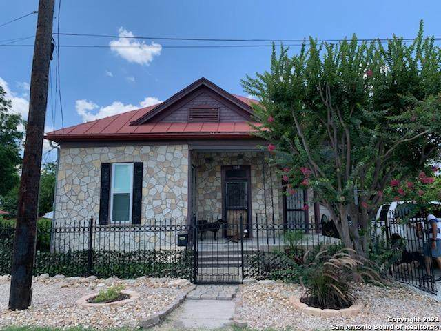 109 Canal St, San Antonio, TX 78210 (MLS #1536140) :: The Real Estate Jesus Team