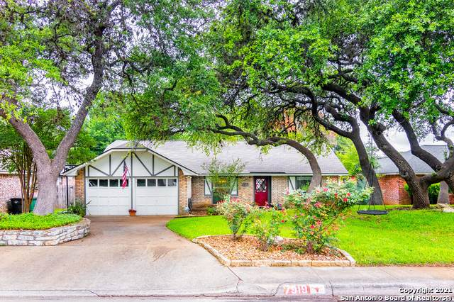 7919 Rugged Ridge St, San Antonio, TX 78254 (MLS #1536422) :: Beth Ann Falcon Real Estate