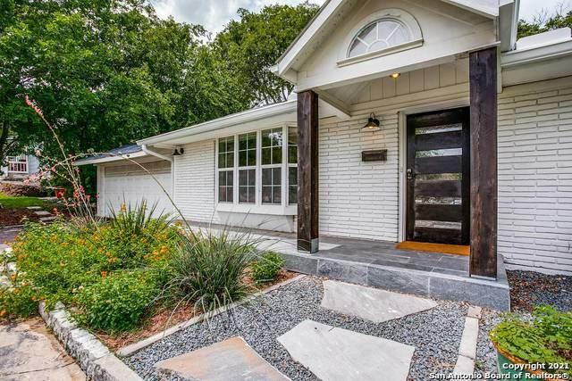 433 Rittiman Rd, San Antonio, TX 78209 (MLS #1536539) :: Alexis Weigand Real Estate Group