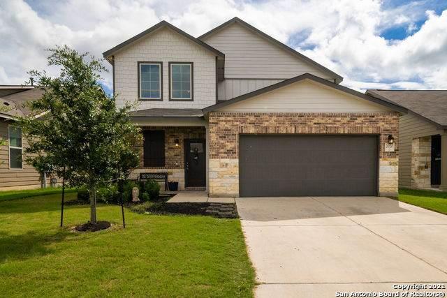 2020 Atticus Dr, San Antonio, TX 78245 (MLS #1536728) :: Beth Ann Falcon Real Estate