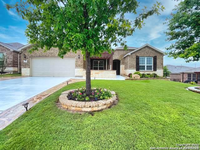 4225 Hillglen Way, San Antonio, TX 78253 (MLS #1536827) :: The Rise Property Group