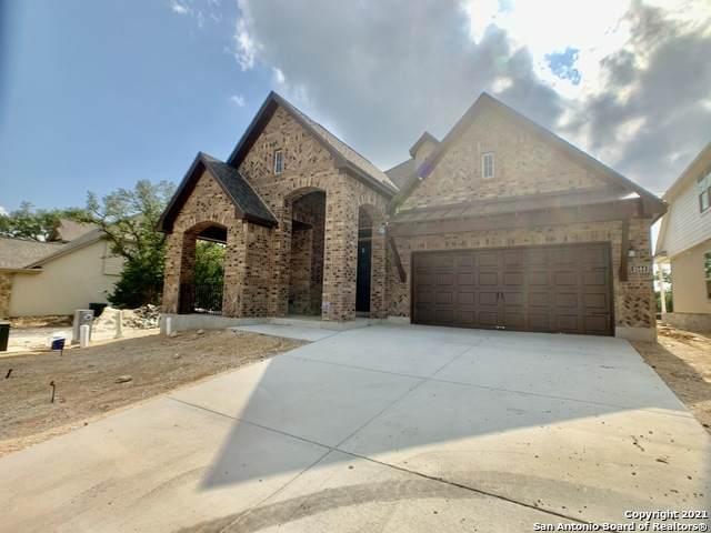 1544 Cawdon Park, Bulverde, TX 78163 (MLS #1536831) :: BHGRE HomeCity San Antonio