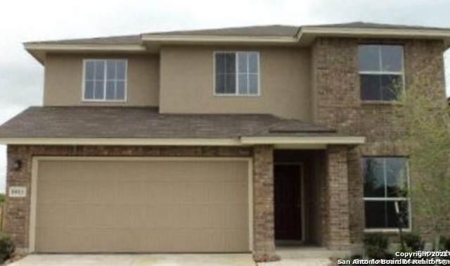 8815 Scarlett Pl, San Antonio, TX 78221 (MLS #1536982) :: The Castillo Group
