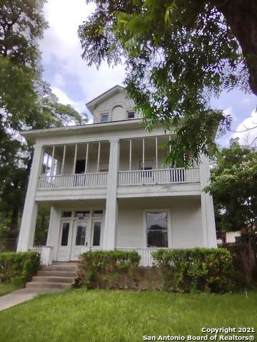 1103 E Mulberry Ave, San Antonio, TX 78209 (MLS #1537163) :: The Mullen Group | RE/MAX Access
