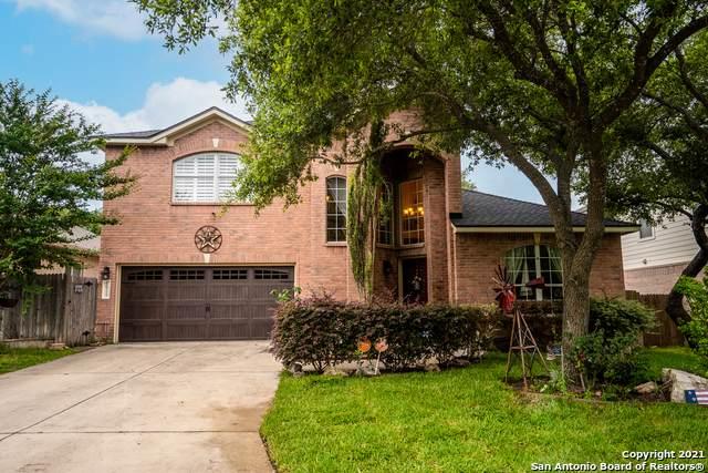 16715 Stones Throw, San Antonio, TX 78248 (MLS #1537206) :: Beth Ann Falcon Real Estate