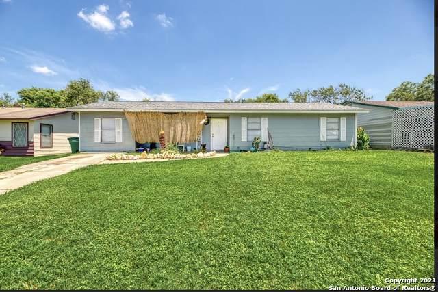 411 Zabra St, San Antonio, TX 78227 (MLS #1537237) :: Keller Williams Heritage
