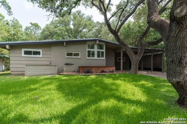 434 Burnside Dr, San Antonio, TX 78209 (MLS #1537361) :: Keller Williams Heritage