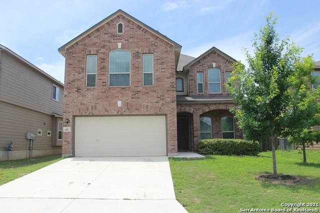 8447 Buckhorn Parke, San Antonio, TX 78254 (MLS #1537453) :: 2Halls Property Team | Berkshire Hathaway HomeServices PenFed Realty