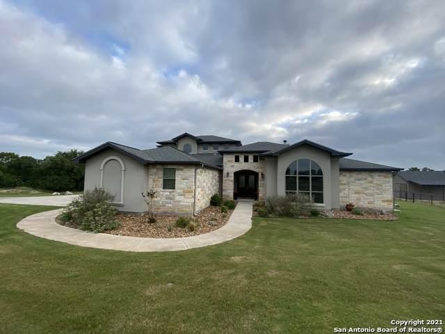 309 Lantana Cerro, Spring Branch, TX 78070 (MLS #1537675) :: 2Halls Property Team | Berkshire Hathaway HomeServices PenFed Realty