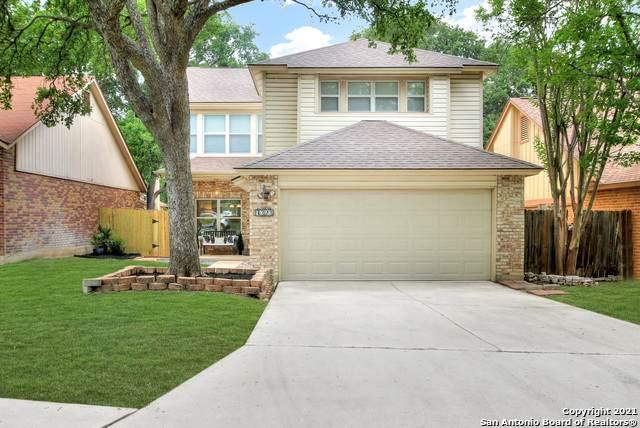 7323 Corian Park Dr, San Antonio, TX 78249 (MLS #1537697) :: Concierge Realty of SA