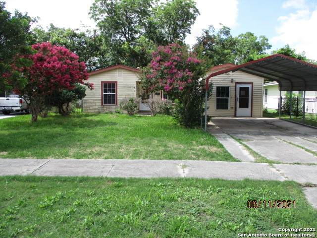 162 E Ackard Place, San Antonio, TX 78221 (MLS #1537868) :: Alexis Weigand Real Estate Group