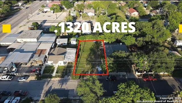 662 N San Eduardo Ave, San Antonio, TX 78228 (MLS #1537982) :: The Glover Homes & Land Group