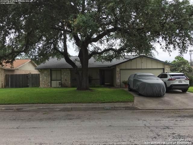 14323 Pembridge Dr, San Antonio, TX 78247 (MLS #1538124) :: Beth Ann Falcon Real Estate