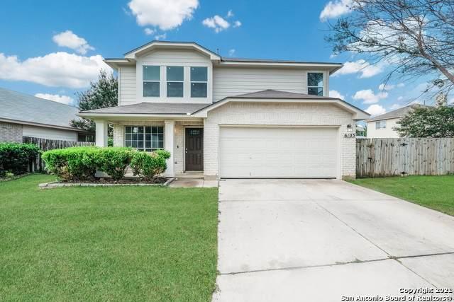 6103 Wood Pass, San Antonio, TX 78249 (#1538486) :: Zina & Co. Real Estate