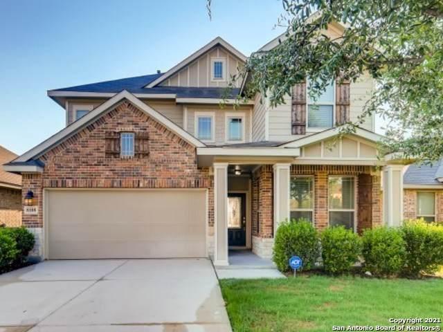 8108 Dublin Frst, San Antonio, TX 78253 (MLS #1538491) :: Beth Ann Falcon Real Estate