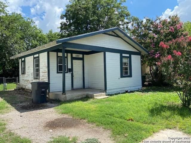 523 Wilcox Ave, San Antonio, TX 78211 (MLS #1538595) :: Beth Ann Falcon Real Estate