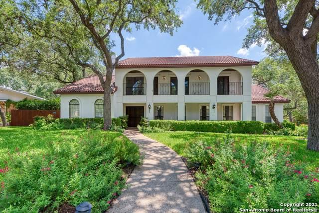 3603 Hunters Cliff, San Antonio, TX 78230 (MLS #1538918) :: Concierge Realty of SA