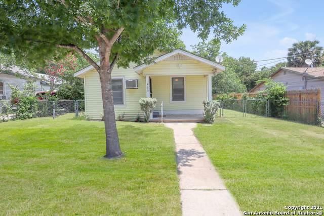 403 E Sayers Ave, San Antonio, TX 78214 (MLS #1539103) :: The Lopez Group