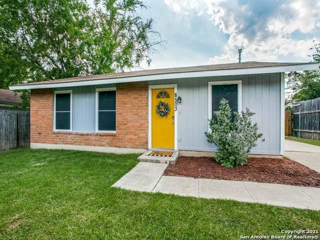 8503 Big Creek Dr, San Antonio, TX 78242 (MLS #1539295) :: Beth Ann Falcon Real Estate