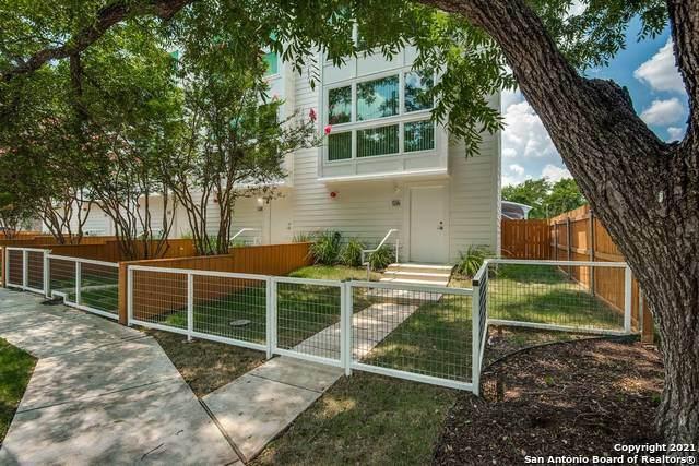 126 Carnahan St, San Antonio, TX 78209 (MLS #1539355) :: Green Residential