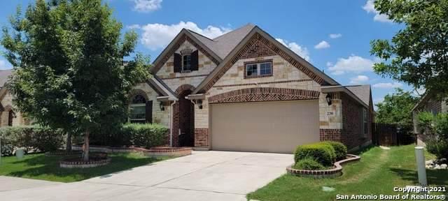 230 Norwood Ct, Schertz, TX 78108 (MLS #1539727) :: Vivid Realty