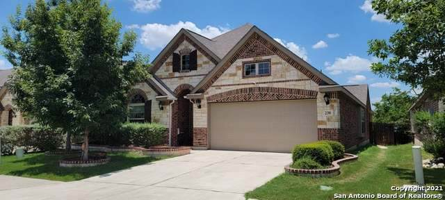 230 Norwood Ct, Schertz, TX 78108 (MLS #1539727) :: 2Halls Property Team | Berkshire Hathaway HomeServices PenFed Realty