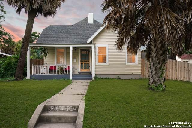901 W Woodlawn Ave, San Antonio, TX 78201 (MLS #1539917) :: Beth Ann Falcon Real Estate