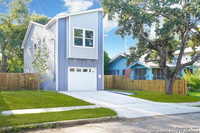 221 Saint John, San Antonio, TX 78202 (MLS #1539990) :: Concierge Realty of SA