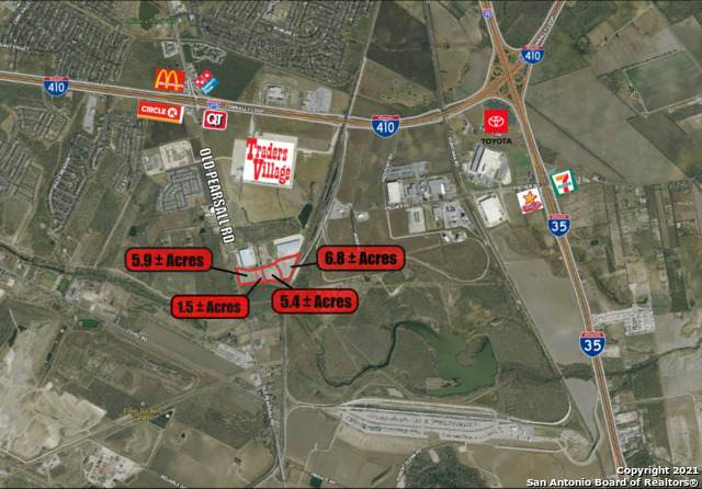 6.8 +/- ACRES On Old Pearsall Rd - Photo 1