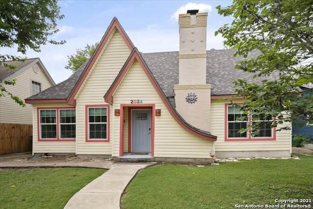 2034 W Kings Hwy, San Antonio, TX 78201 (MLS #1541343) :: The Glover Homes & Land Group