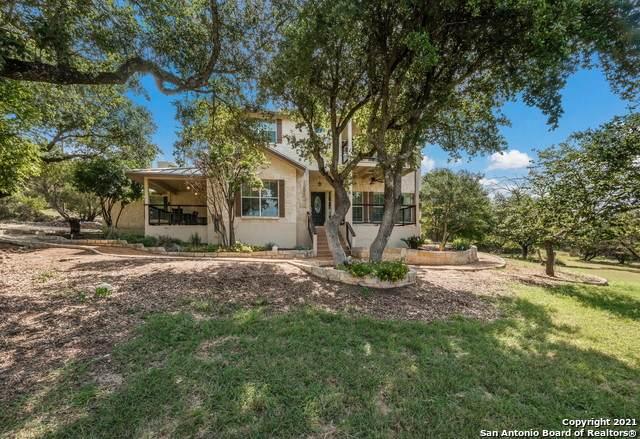 134 Hall Isle, Canyon Lake, TX 78133 (MLS #1541540) :: Vivid Realty