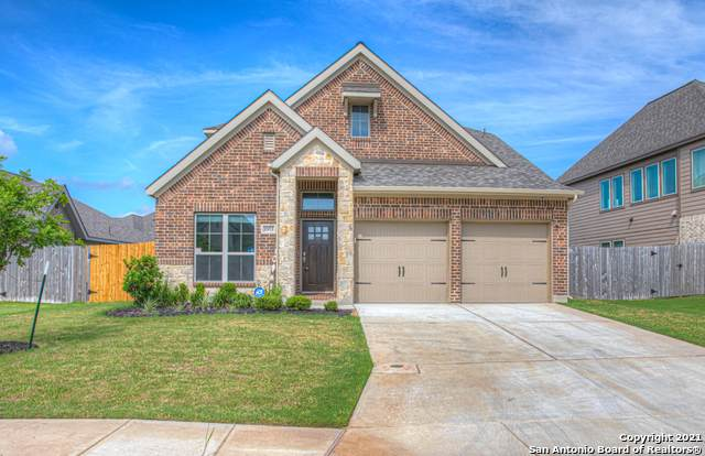 2972 Coral Way, Seguin, TX 78155 (MLS #1542475) :: The Rise Property Group
