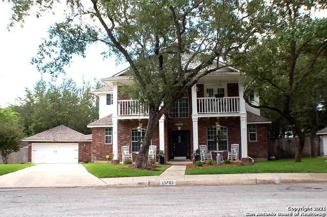 13703 Ridge Farm, San Antonio, TX 78230 (MLS #1542963) :: Bexar Team