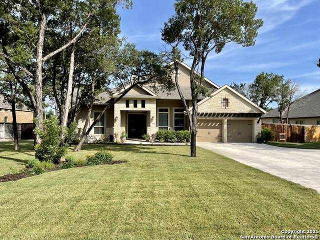 969 Wilderness Oaks, New Braunfels, TX 78132 (MLS #1543064) :: The Glover Homes & Land Group