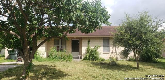 126 Nottingham Ln, Kenedy, TX 78119 (#1543260) :: Azuri Group | All City Real Estate