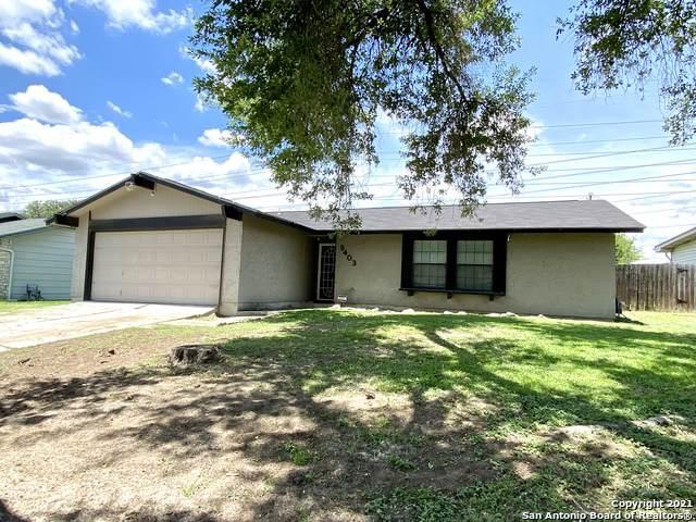 9403 Five Forks St, San Antonio, TX 78245 (MLS #1543360) :: The Castillo Group