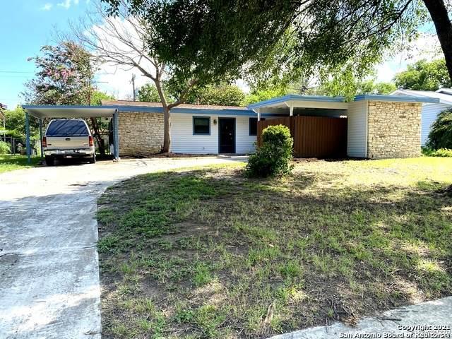 5134 Village Way, San Antonio, TX 78218 (MLS #1543421) :: Alexis Weigand Real Estate Group