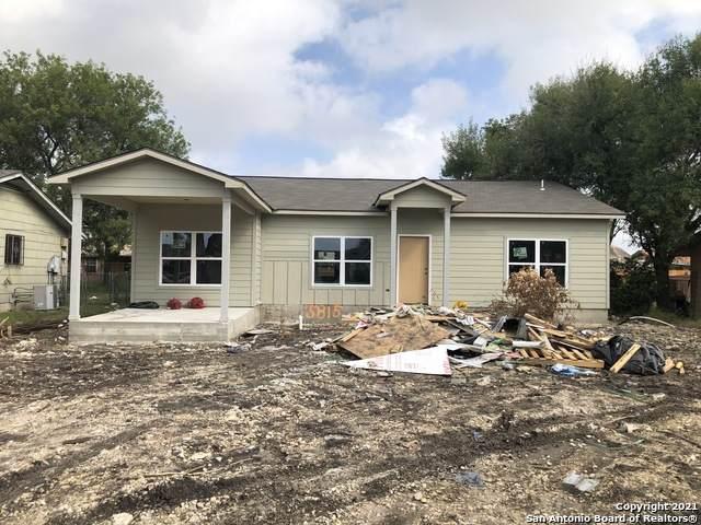 5815 Tree View St, San Antonio, TX 78220 (MLS #1543492) :: Beth Ann Falcon Real Estate