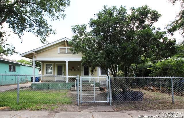 216 Avondale Ave, San Antonio, TX 78223 (MLS #1543556) :: The Lopez Group