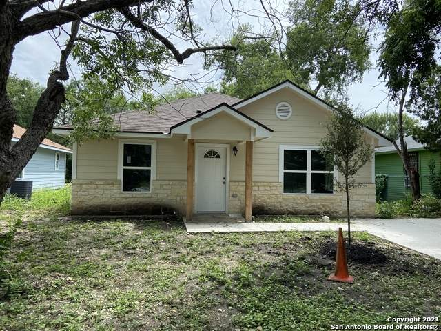 234 Wainwright St, San Antonio, TX 78211 (MLS #1543943) :: The Castillo Group