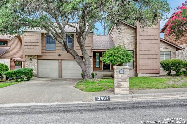 13407 Shorecliff St, San Antonio, TX 78248 (MLS #1544095) :: Exquisite Properties, LLC