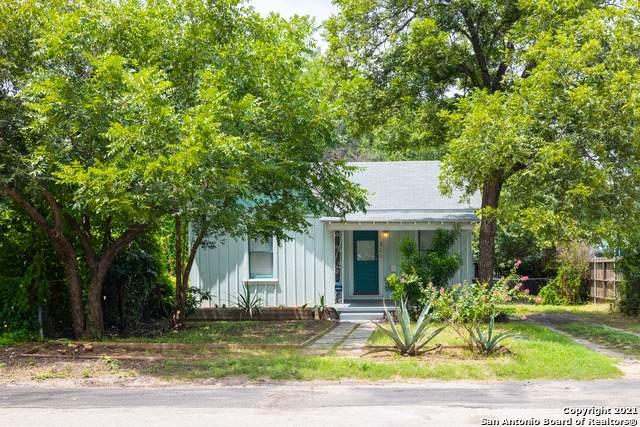 311 Gorman St, San Antonio, TX 78202 (MLS #1544345) :: The Castillo Group